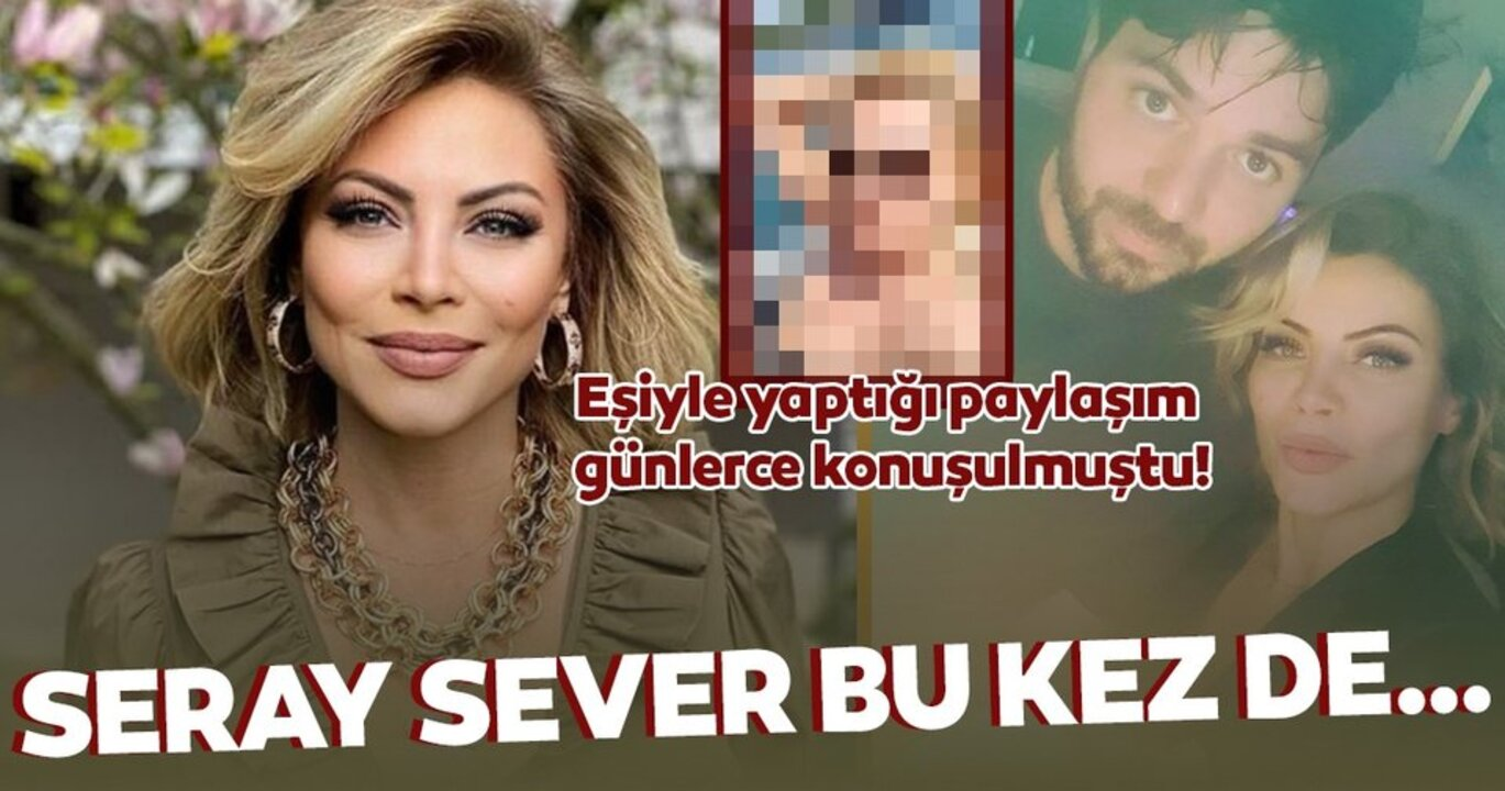 Seray Sever ve eşi Eray Sünbül'den tatil pozları