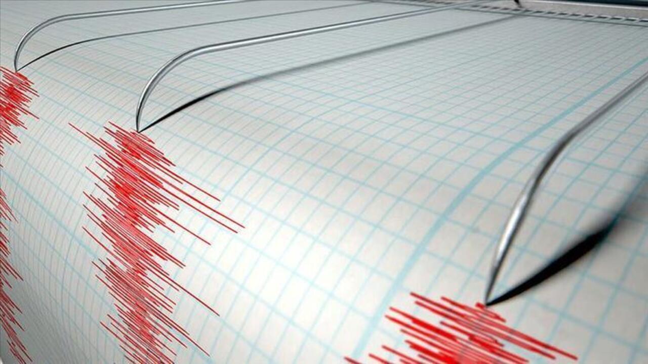 Son dakika: Balıkesir İvrindi de 3.5 büyüklüğünde deprem meydana geldi