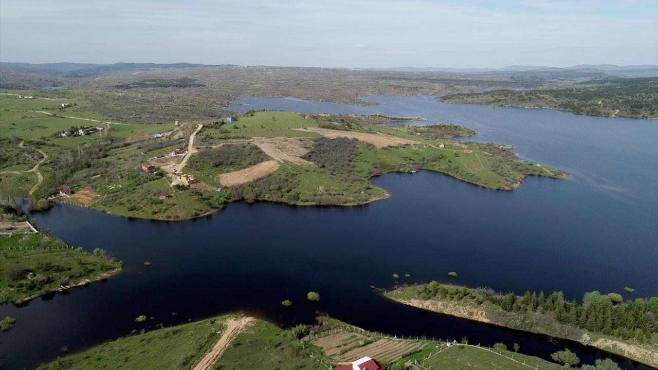 Trakya barajları neredeyse doldu