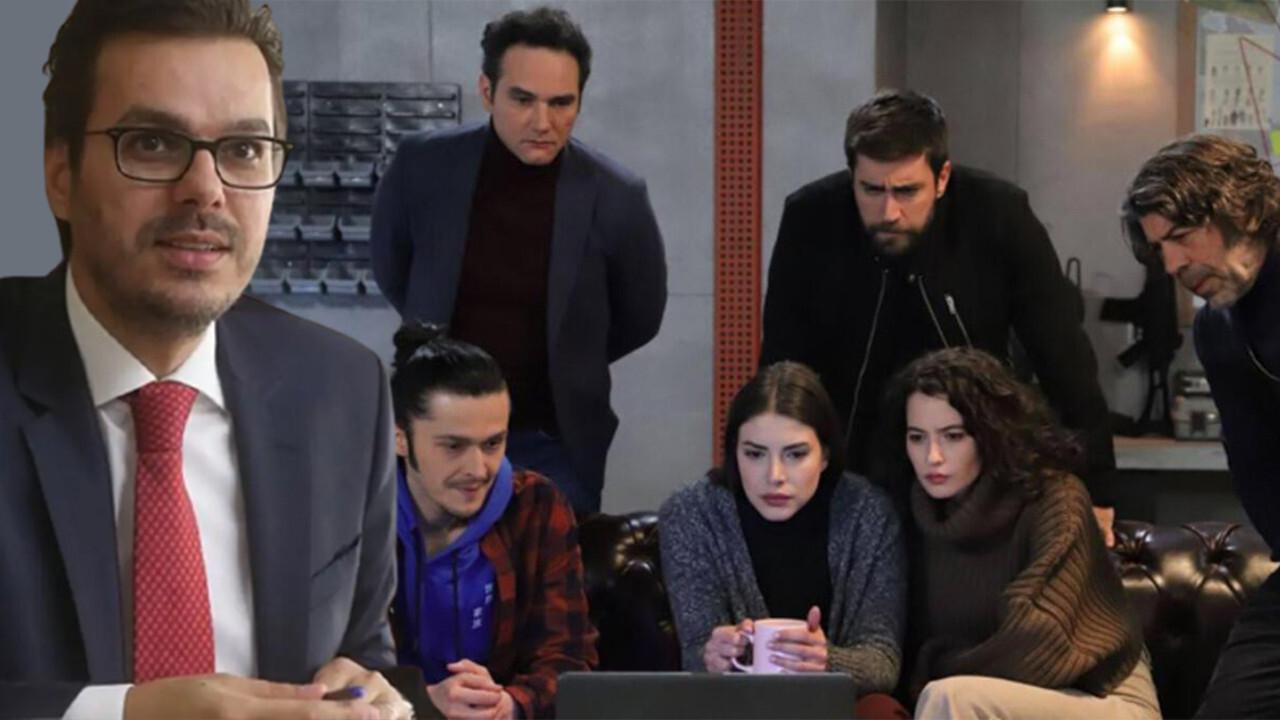 TRT Genel Müdürü Teşkilat dizisi hakkında şok açıklama! Diziyi İsrail'e bile satıldı