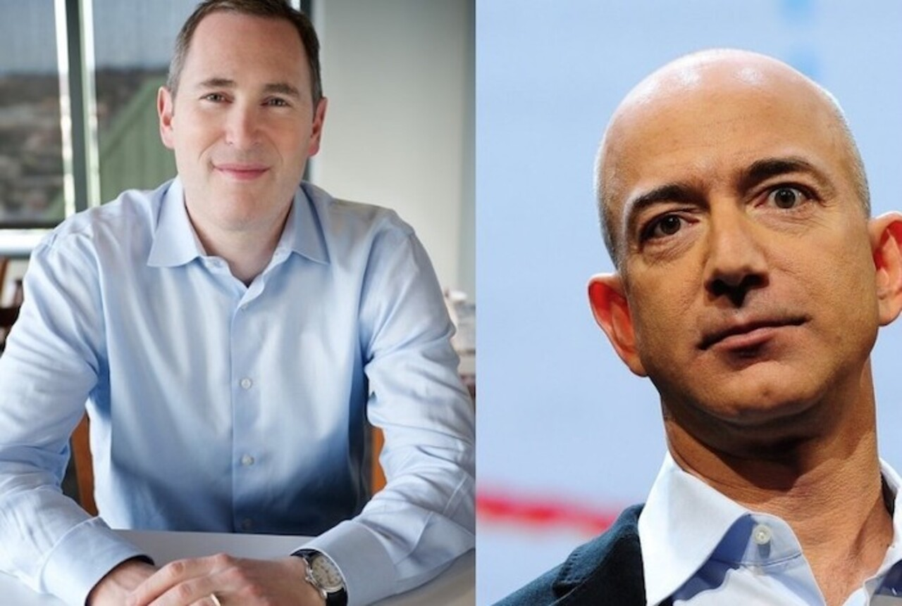 Amazon'un yeni CEO'su Andy Jassy oldu!