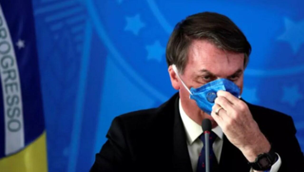 Brezilya Devlet Başkanı Jair Bolsonaro hastaneye kaldırıldı
