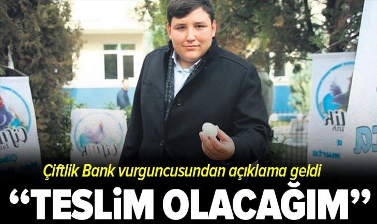 Çiftlik Bank vurgununda flaş gelişme! Tosuncuk lakaplı Mehmet Aydın, teslim olmaya karar verdi