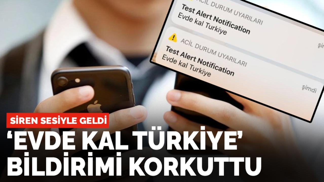 İPhone kullanıcıları 'Acil Durum Uyarıları' kapsamında bildirim aldı!