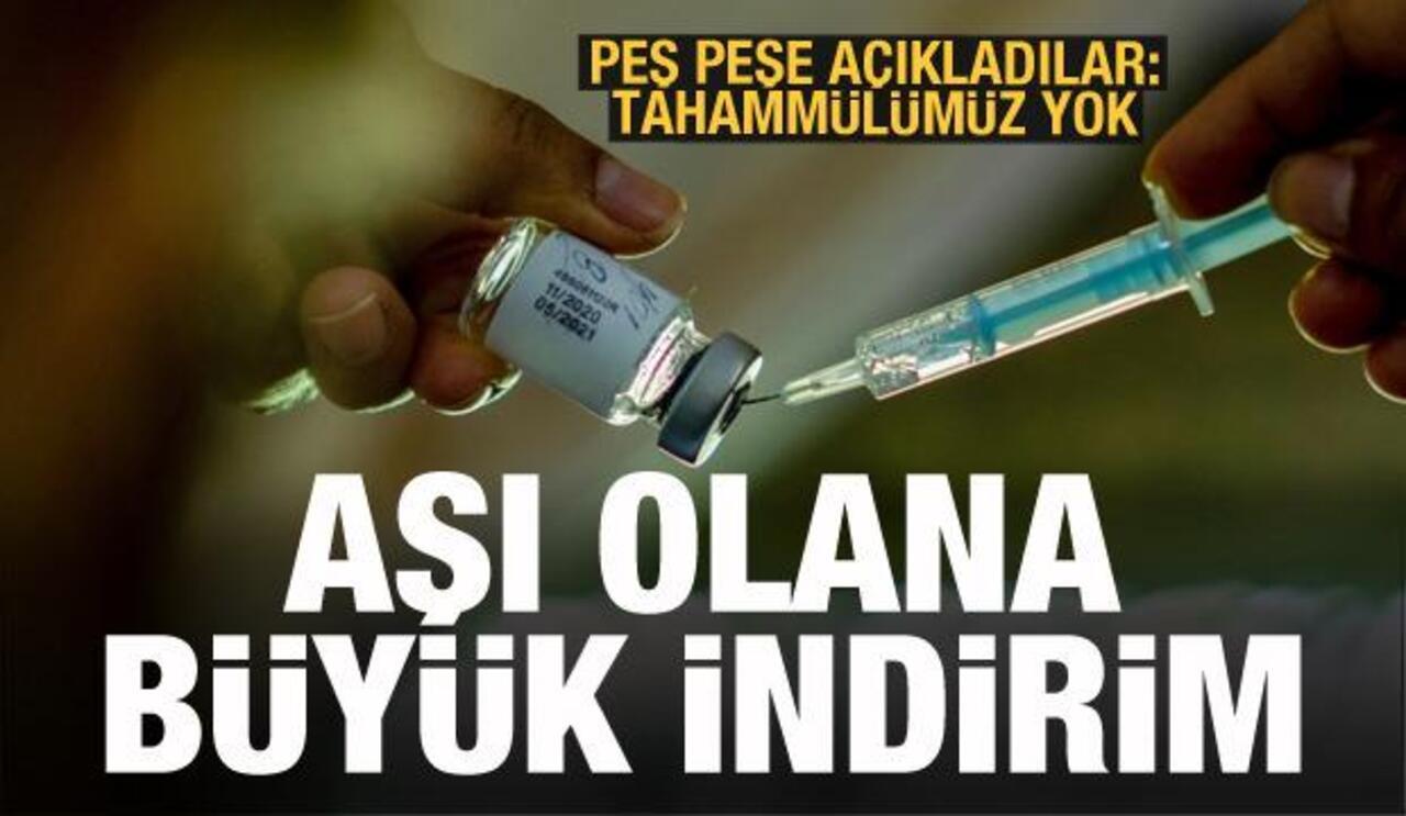İstanbul Ticaret Odası'ndan büyük kampanya! Aşı olana indirim geliyor...