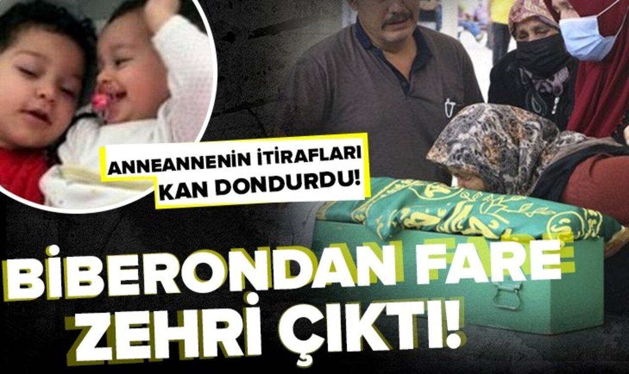 Kızı ve torunlarını öldürdüğü öne sürülen anneanneden şok itiraflar!