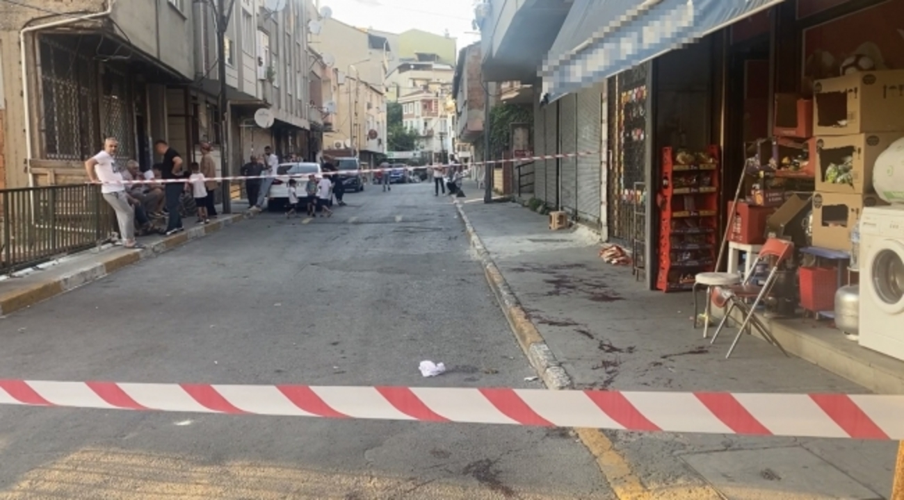 Küçükçekmece'de çıkan silahlı kavgada ağır yaralanan iki çocuk babası Osman Gümüş hayatını kaybetti