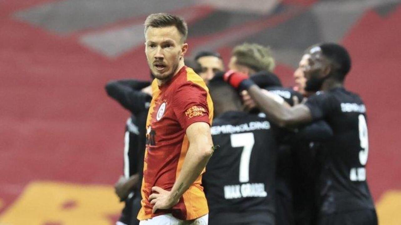 Martin Linnes'in yeni adresi yine Süper Lig'den