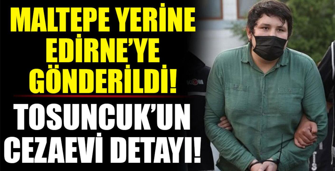 Mehmet Aydın, Maltepe yerine yüksek güvenlikli Edirne cezaevine gönderildi!