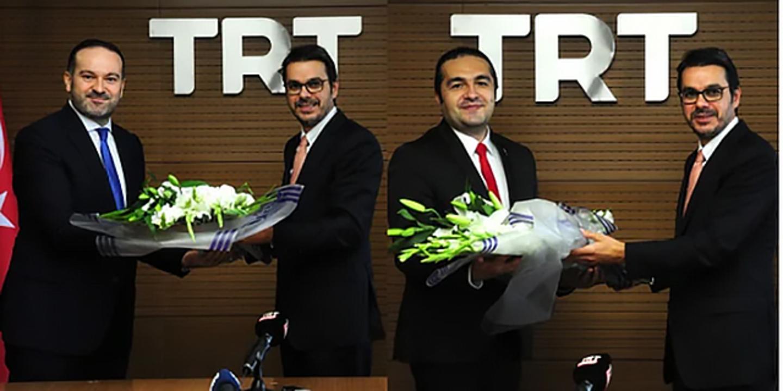 Son dakika haberi: TRT'de büyük değişiklik! Genel müdür görevini devretti...