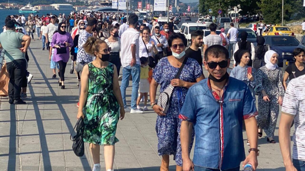 Türkiye'de koronavirüs vakaları artıyor