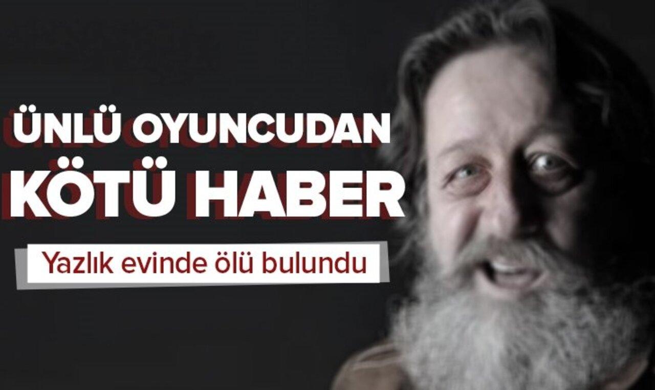 Usta oyuncu Levent Aykul, yalnız yaşadığı evinde ölü olarak bulundu!