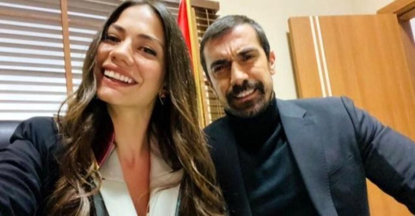 Yakışıklı oyuncu İbrahim Çelikkol'un yeni projesi