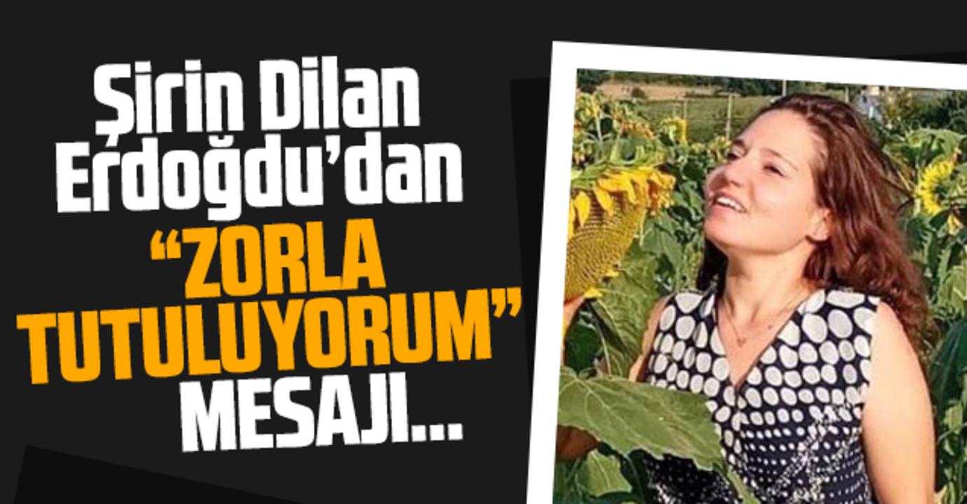 Ankara'da aranan Dilan Erdoğdu'dan acı mesaj geldi!
