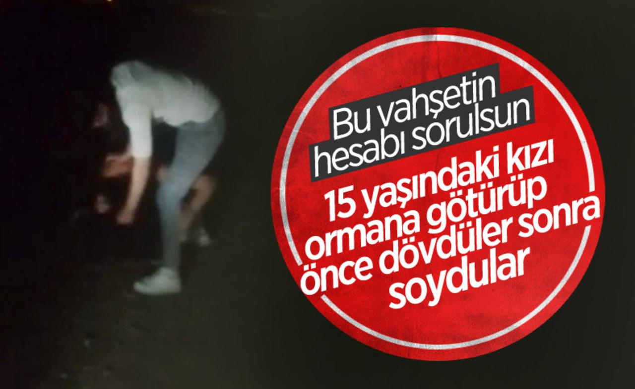 Ankara'da dehşete düşüren olay! 15 yaşındaki kız önce soyuldu sonra darp edildi..