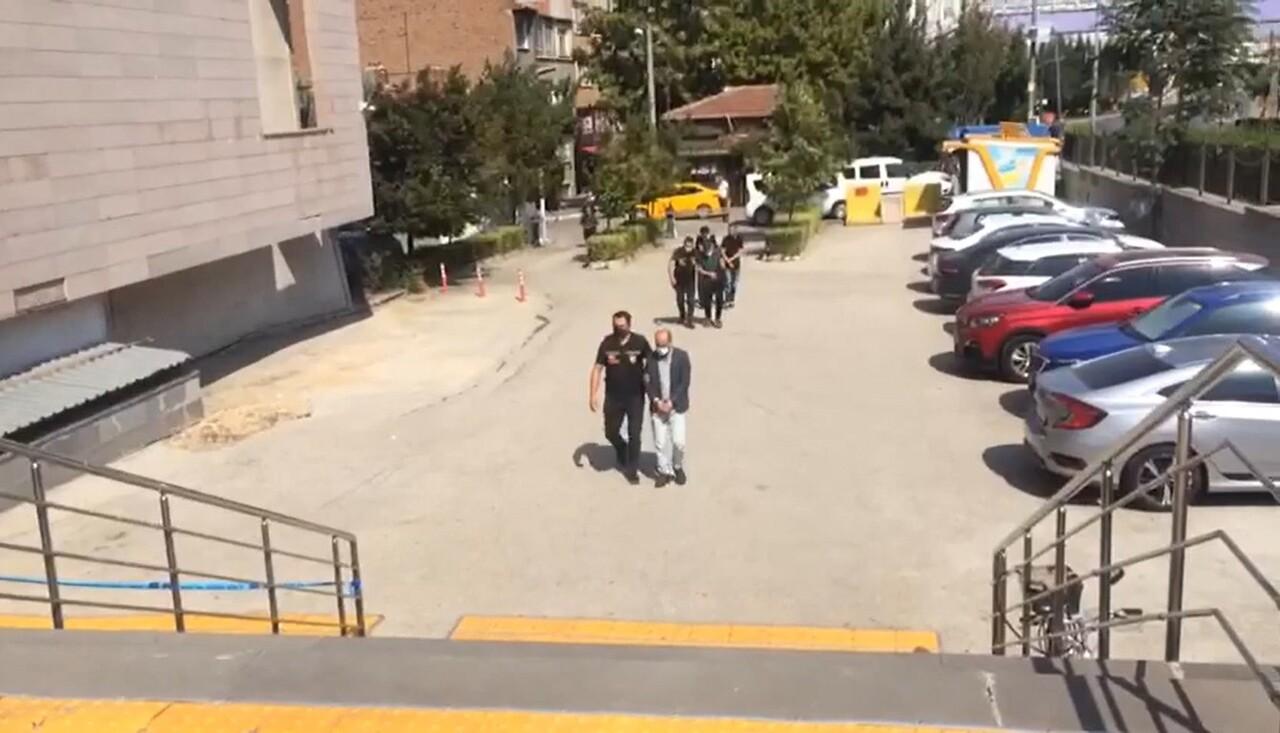 Eskişehir'de iki kişiyi yaralayan üç şüpheli tutuklandı