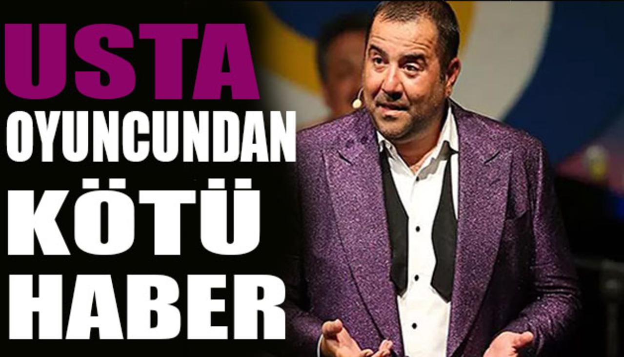 Evinde kaza geçiren Ata Demirer, hastanelik oldu!