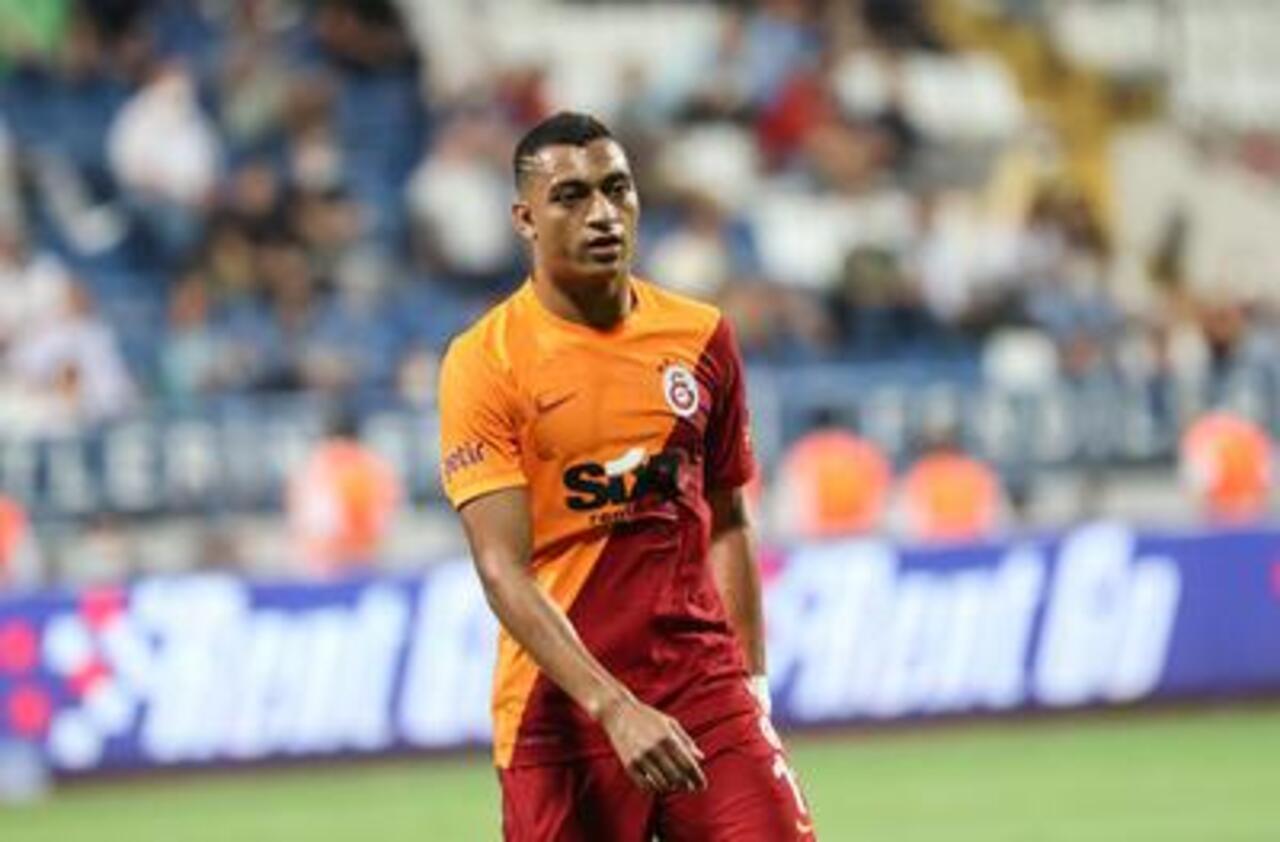 Galatasaray'da sürpriz ayrılık! Mostafa Mohammed Fransa yolcusu