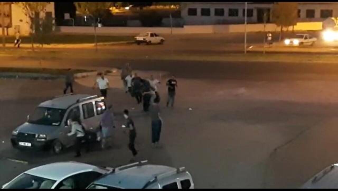 Gaziantep'te iki grup arasında silahlı ve sopalı kavga
