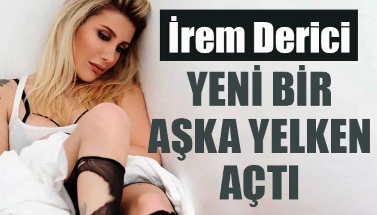 İrem Derici, Cem Belevi ile çıkan aşk iddiaları hakkında ilk kez konuştu!