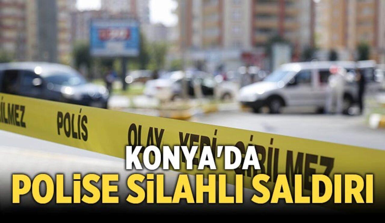 Konya'da TOKİ inşaatında silahlı çatışma