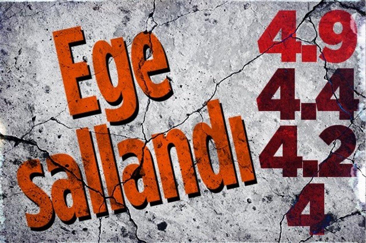 Muğla'nın Datça ilçesi peş peşe sallandı! AFAD ve Kandilli'den son depremler listesi