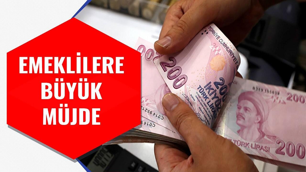Ziraat Bankası, Halkbank ve Garanti Bankası'ndan emeklilere kefilsiz, koşulsuz100.000 TL veriliyor!