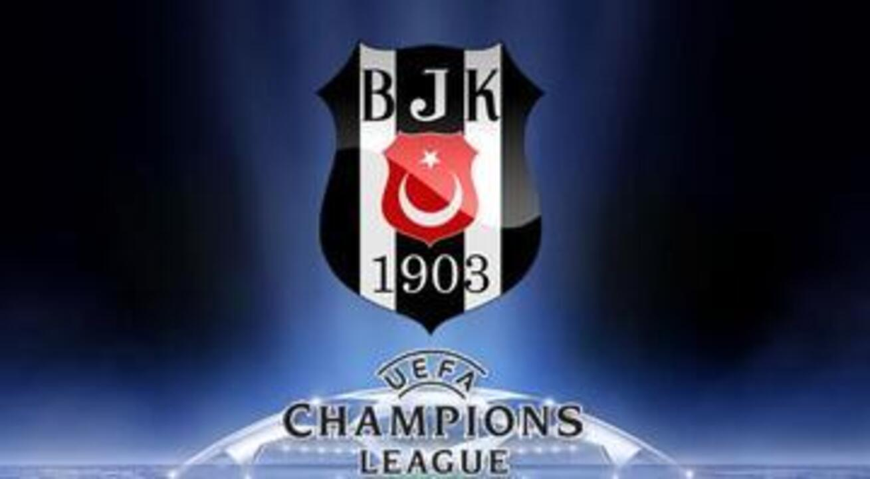 Beşiktaş Şampiyonlar Ligi kadrosunda hangi isimler var? işte UEFA listesi!