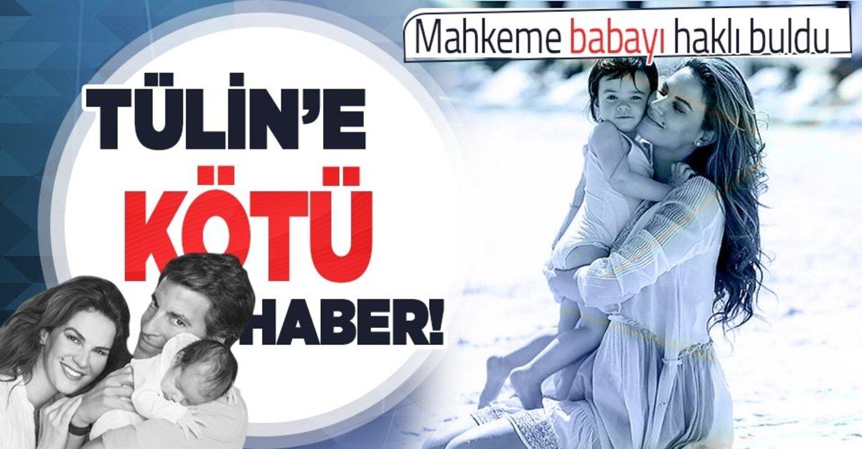 Eski eşi hakkında kan donduran iddialarda bulunan Tülin Şahin, haksız bulundu!