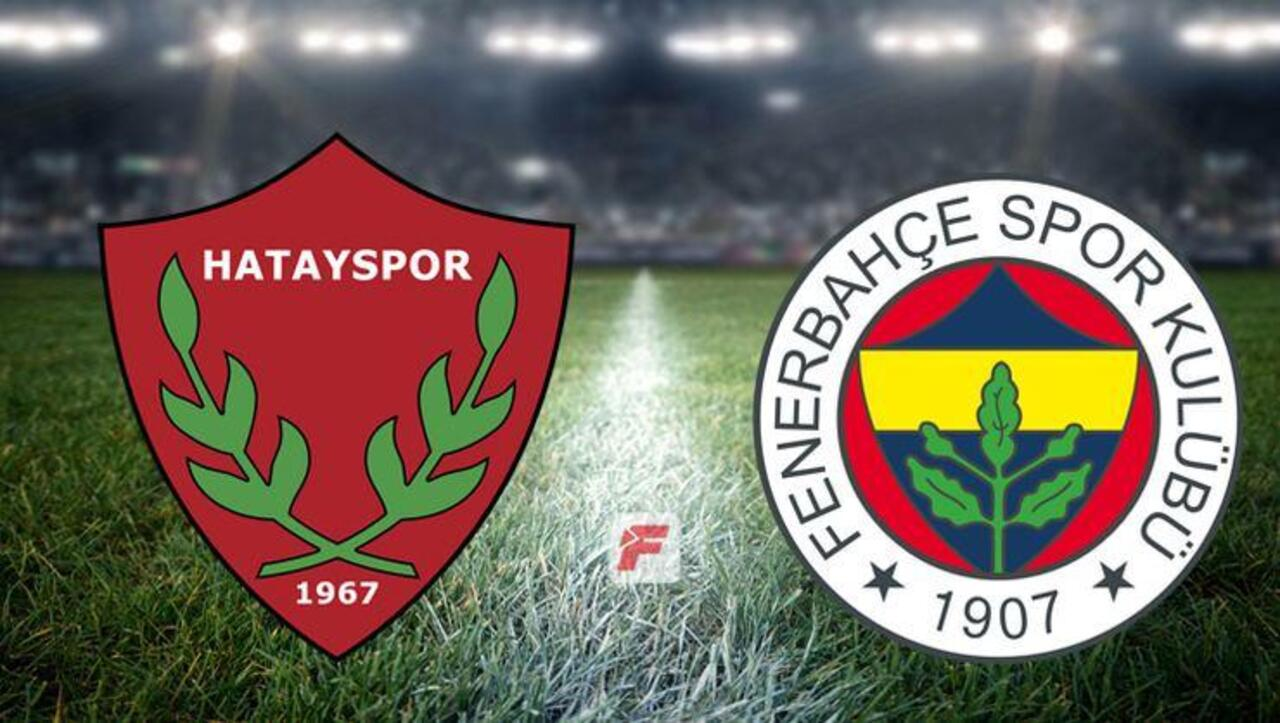 Fenerbahçe 2 - Hatayspor 0