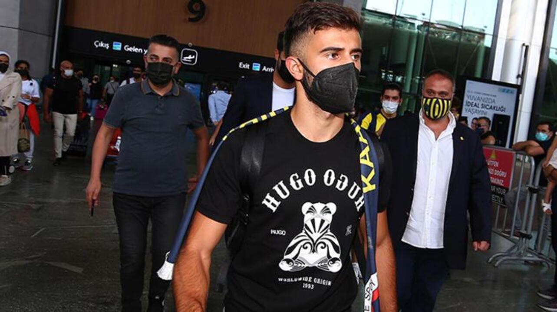 Fenerbahçe, Diego Rossi transferinde mutlu sona ulaştı