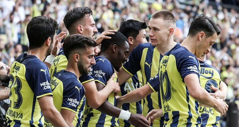 Fenerbahçe'de Frankfurt maçı öncesi 5 eksik
