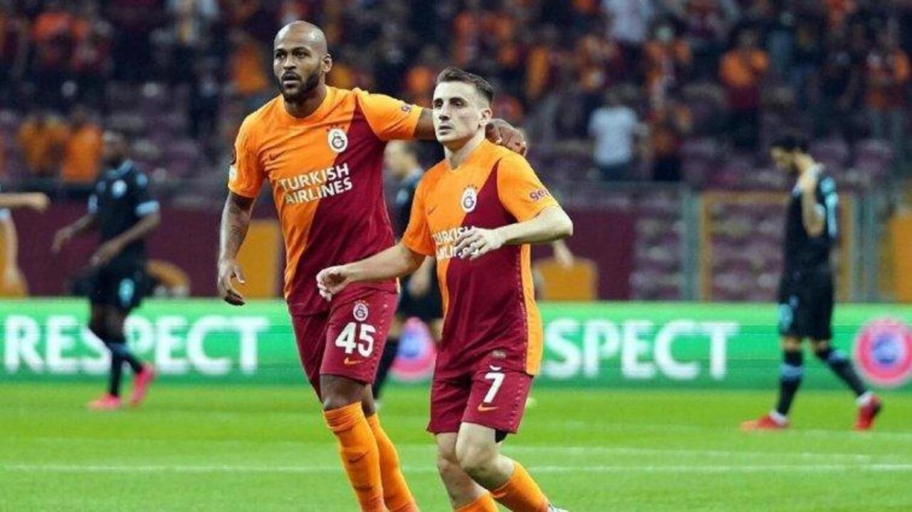 Galatasaray'ın Lazio maçındaki yıldızı Marcao oldu