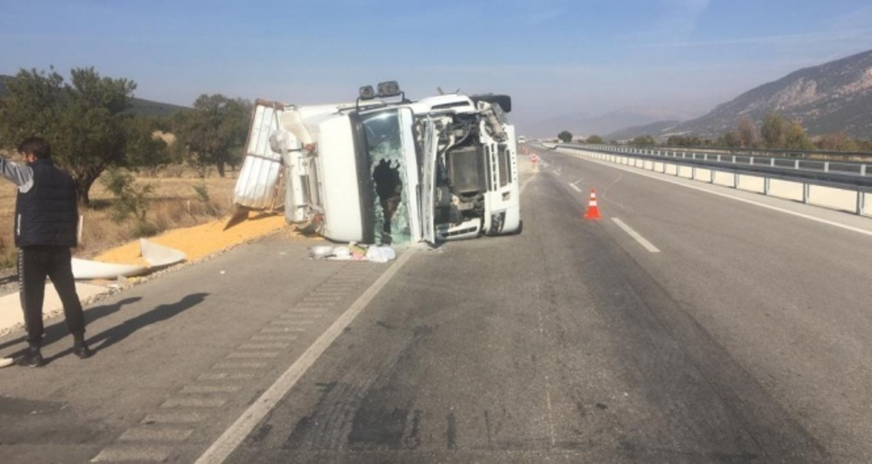 Şanlıurfa'da kaza!