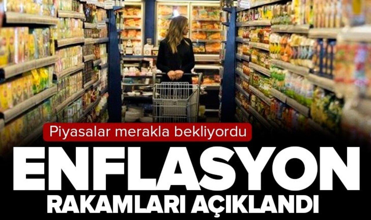 TUİK Ağustos ayı enflasyon rakamlarını duyurdu
