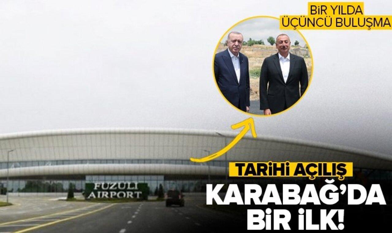 1 yıl içinde 3 ziyaret.. Cumhurbaşkanı Erdoğan, Azerbaycan'a gidiyor!