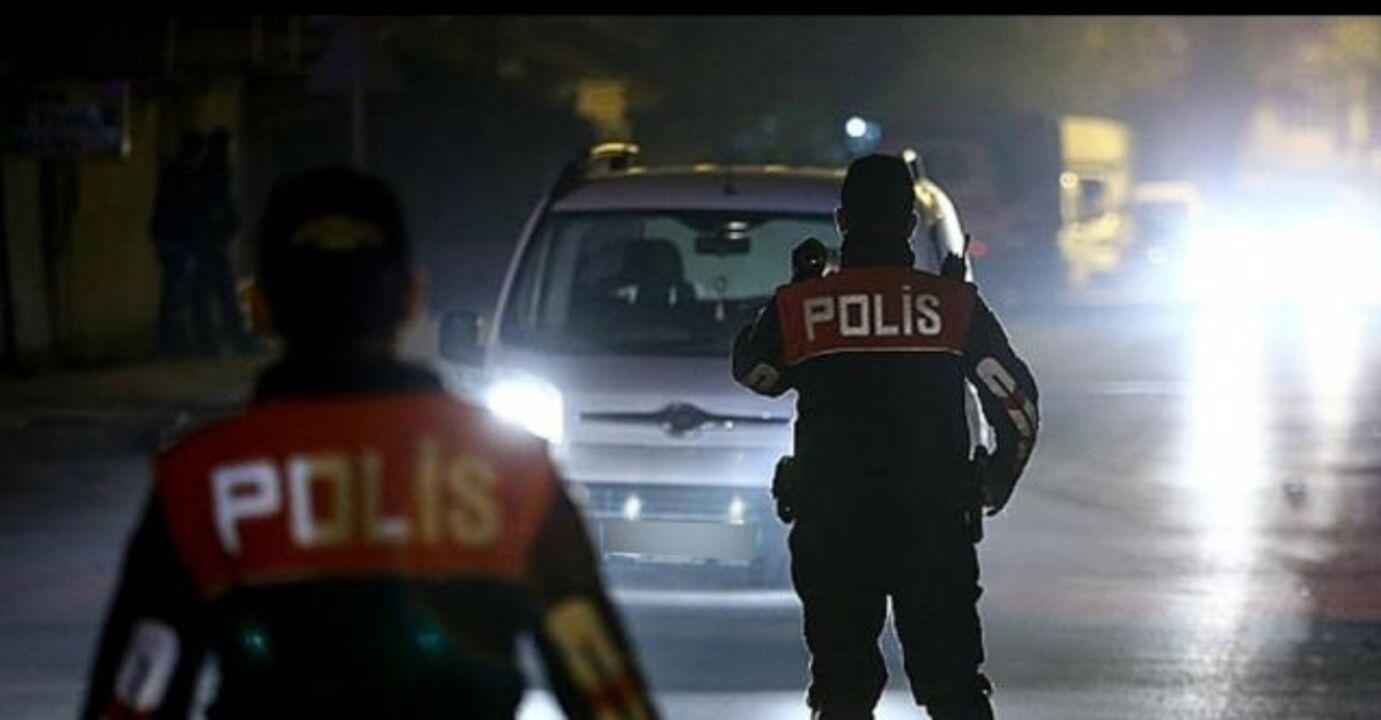 """Balıkesir'de """"huzur"""" operasyonu: 256 gözaltı"""