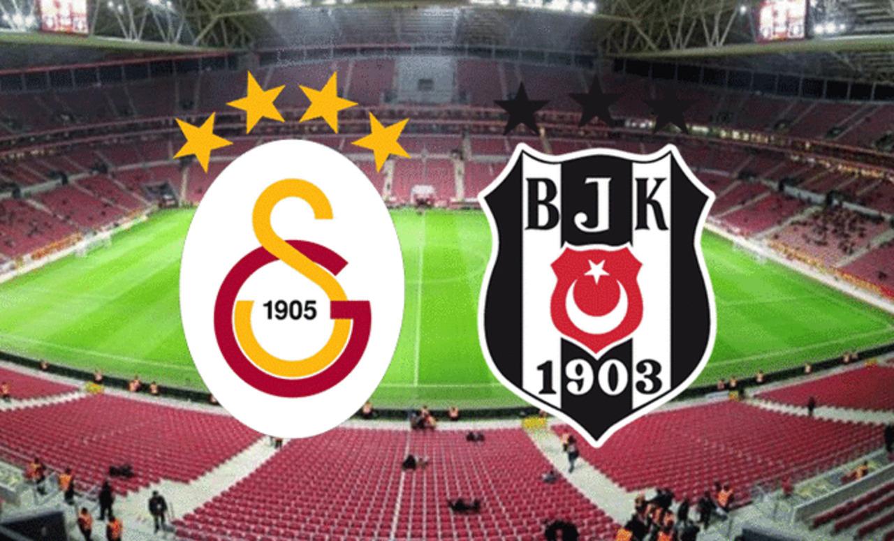 Beşiktaş Galatasaray derbisi ne zaman? Beşiktaş Galatasaray maçı saat kaçta ve hangi kanalda? Beşiktaş Galatasaray derbisi şifresiz mi? BJK- GS muhtemel 11'ler