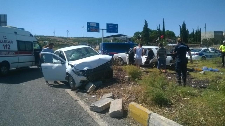 Didim'de kaza: 1 yaralı