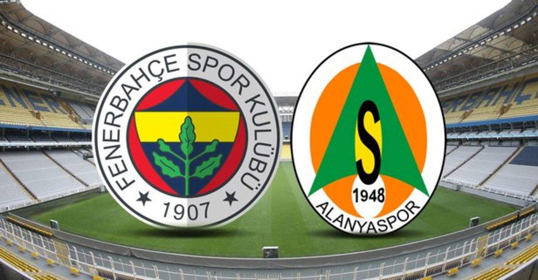 Fenerbahçe Alanyaspor maçı ne zaman? Fenerbahçe Alanyaspor maçı saat kaçta ve hangi kanalda? FB – Alanya maçı şifresiz mi, muhtemel 11'ler