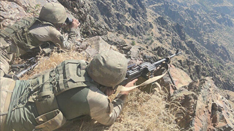 Irak'ta MİT tarafından düzenlenen iki operasyonda 5 terörist etkisiz hale getirildi