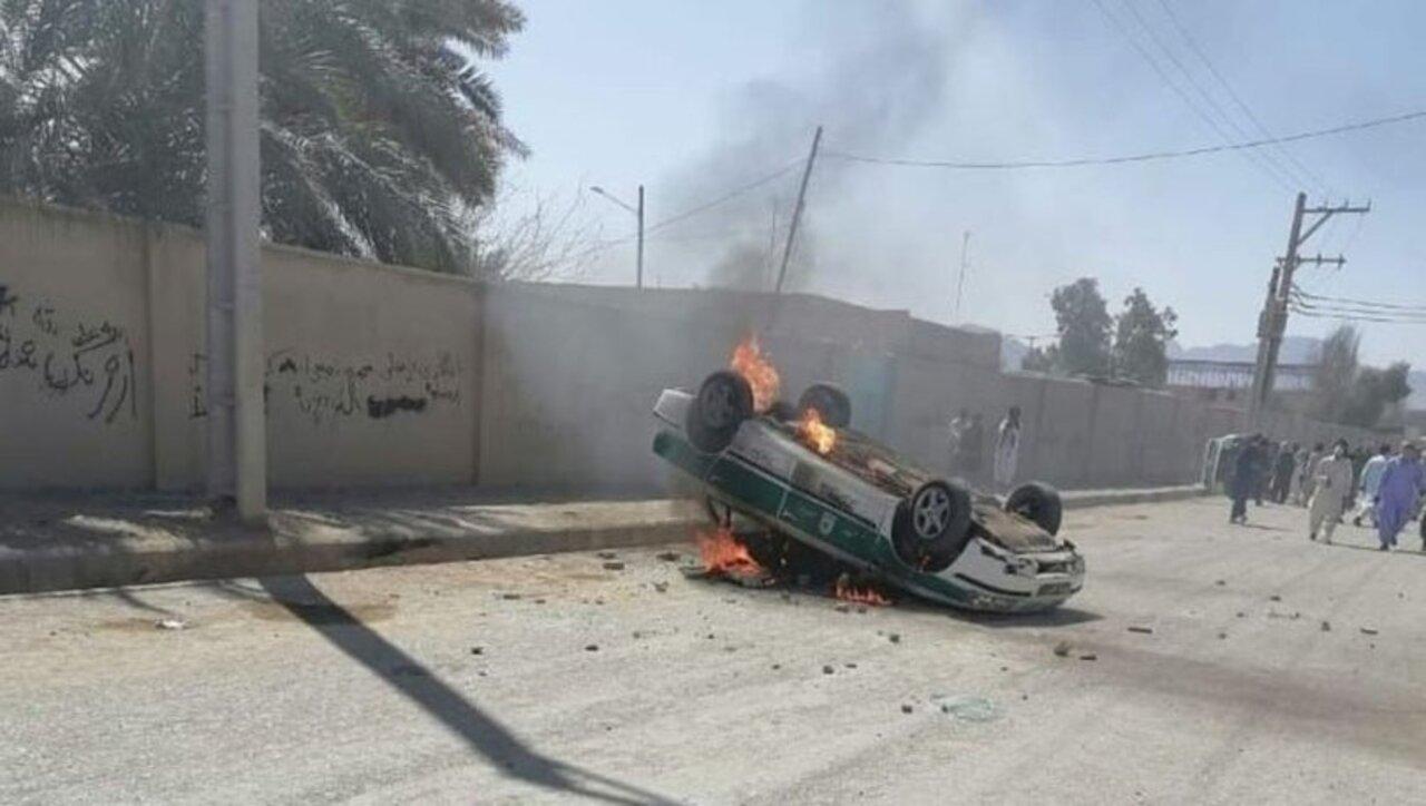 İran'da 4 sınır muhafızı trafik kazasında hayatını kaybetti
