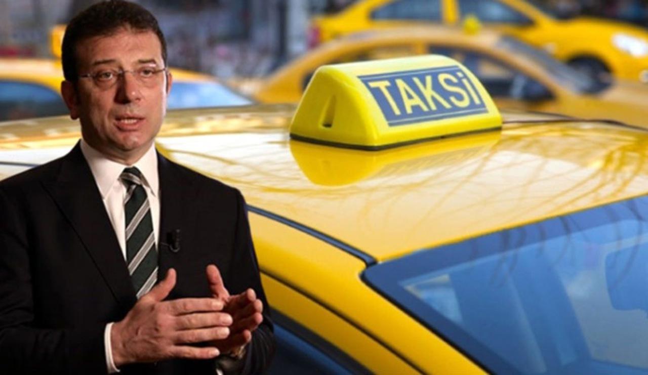 İstanbul'da yeni taksi sistemi