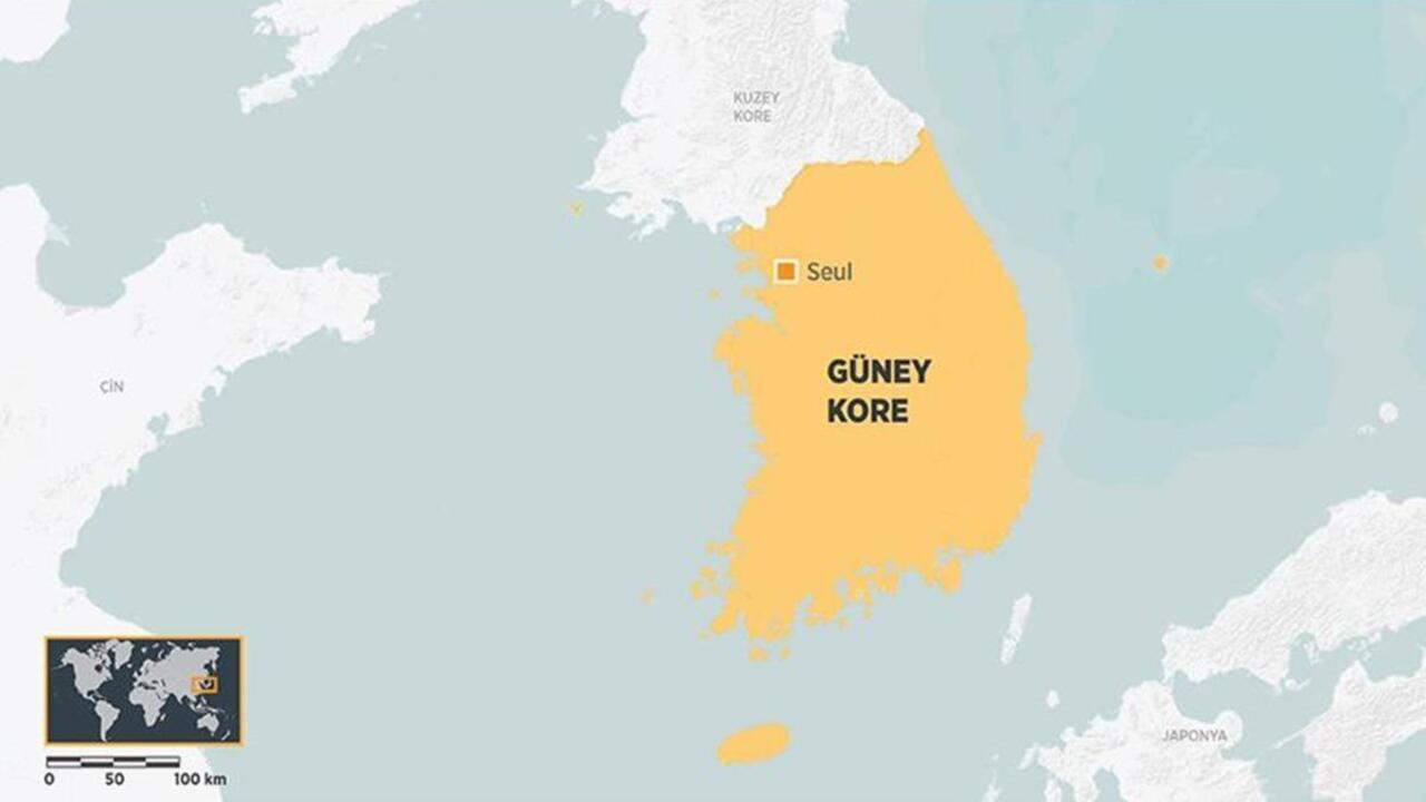 Japonya açıklarında Güney Kore bandıralı balıkçı teknesi battı