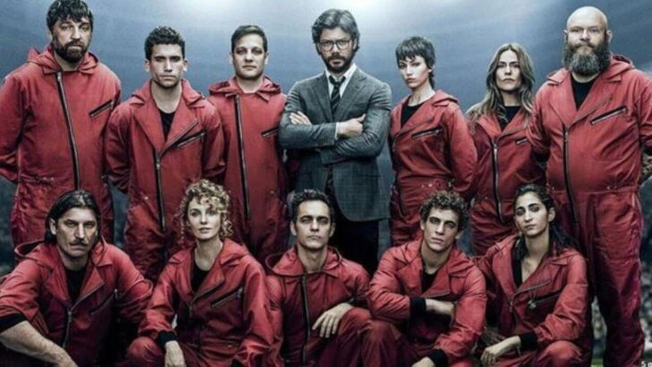 La Casa de Papel dizisinin 5.sezon fragmanı yayınlandı