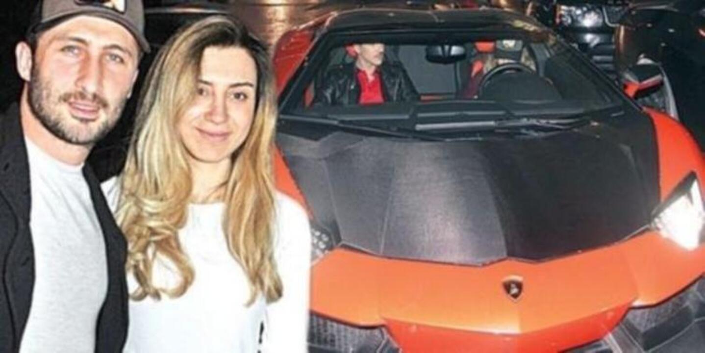 Sabri Sarıoğlu eşi Yağmur Sarıoğlu'na milyon liralık lüks araba hediye etti