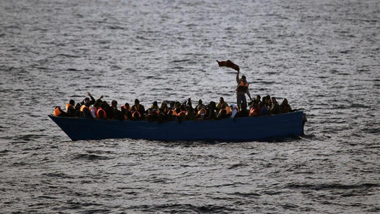 Sea Watch sivil toplum kuruluşu Akdeniz'de 412 göçmeni kurtardı