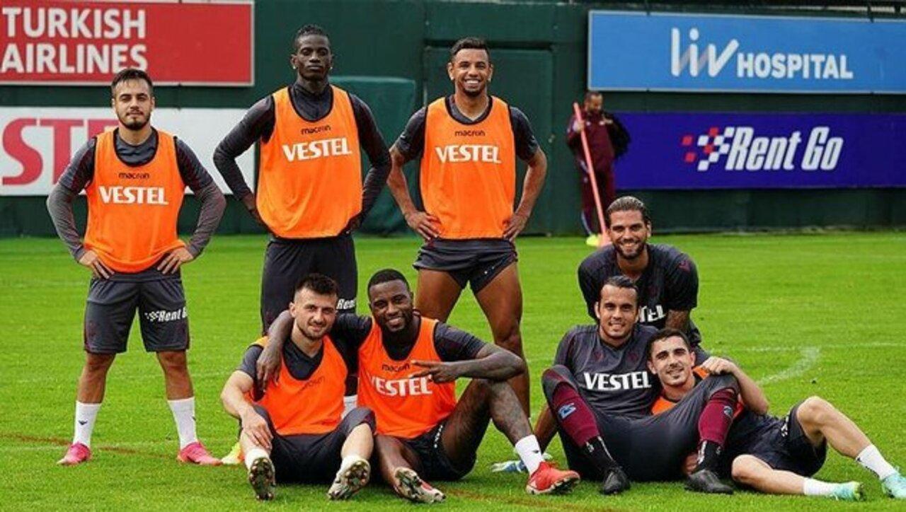 Trabzonspor Fenerbahçe maçına hazırlanıyor