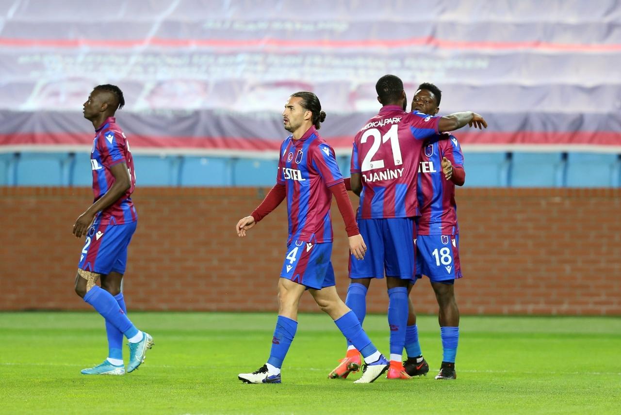 Trabzonspor, takımdan ayrılacak isimleri belirledi