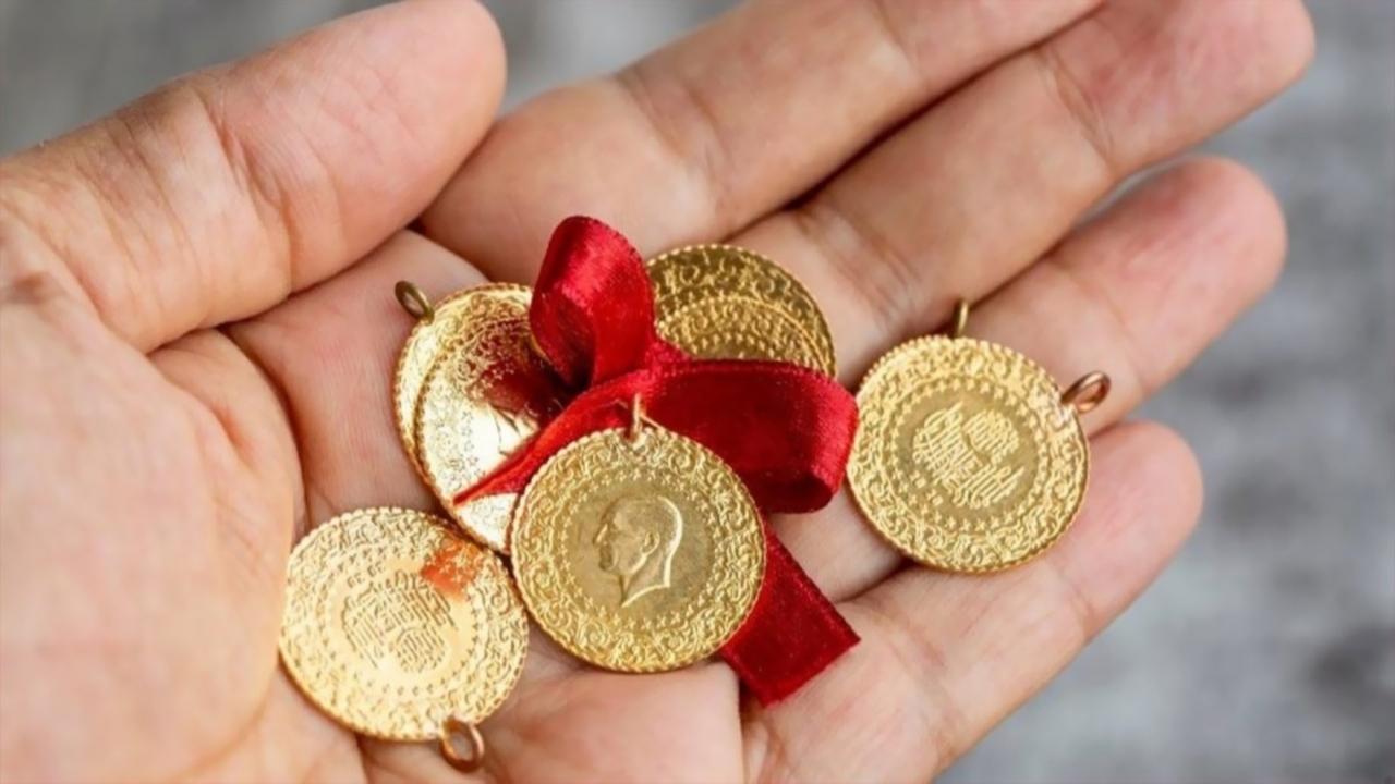 Yatırımcının gözdesi 22 ayar bilezik ve reşat altınındaki düşüş sürüyor